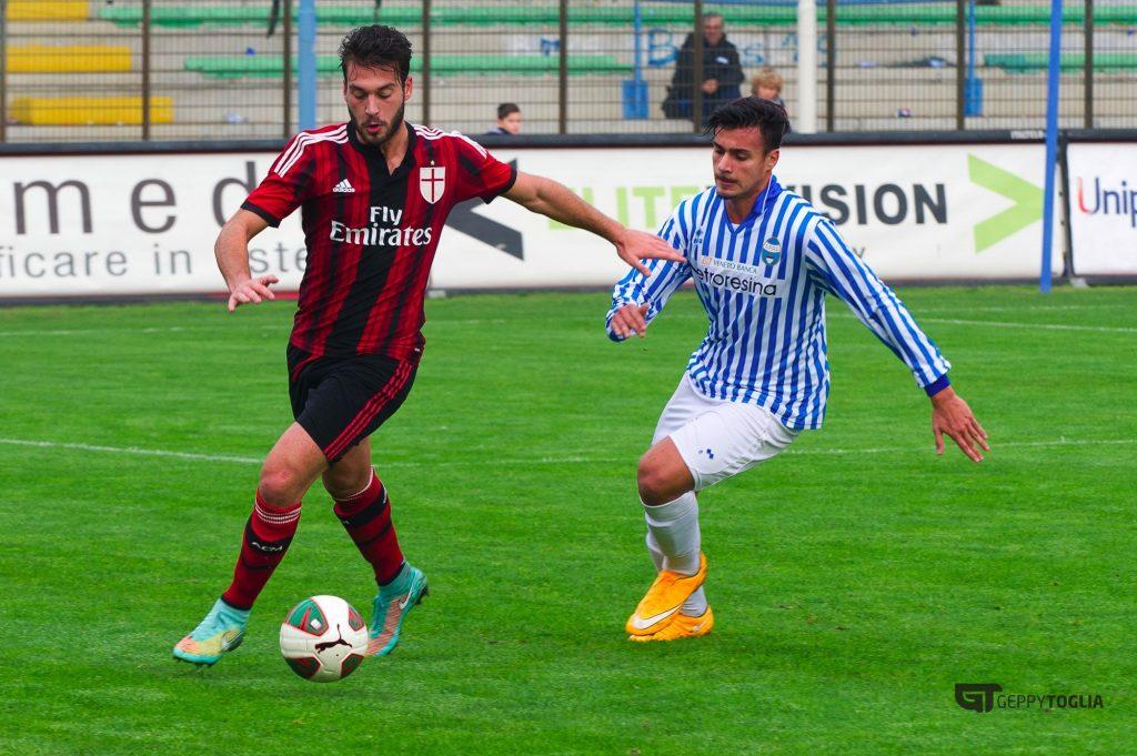 Berretti 2014 vs Milan