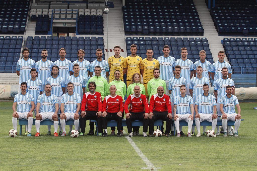 foto squadra SPAL 2014-2015
