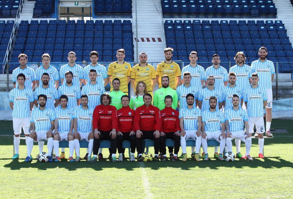 foto squadra 2 SPAL 2014-2015