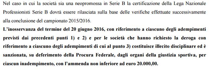licenza nazionali 1617-2