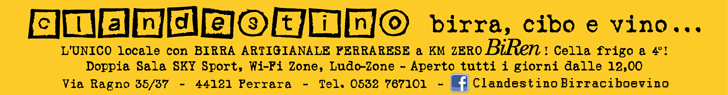 Clandestino Pub Ferrara