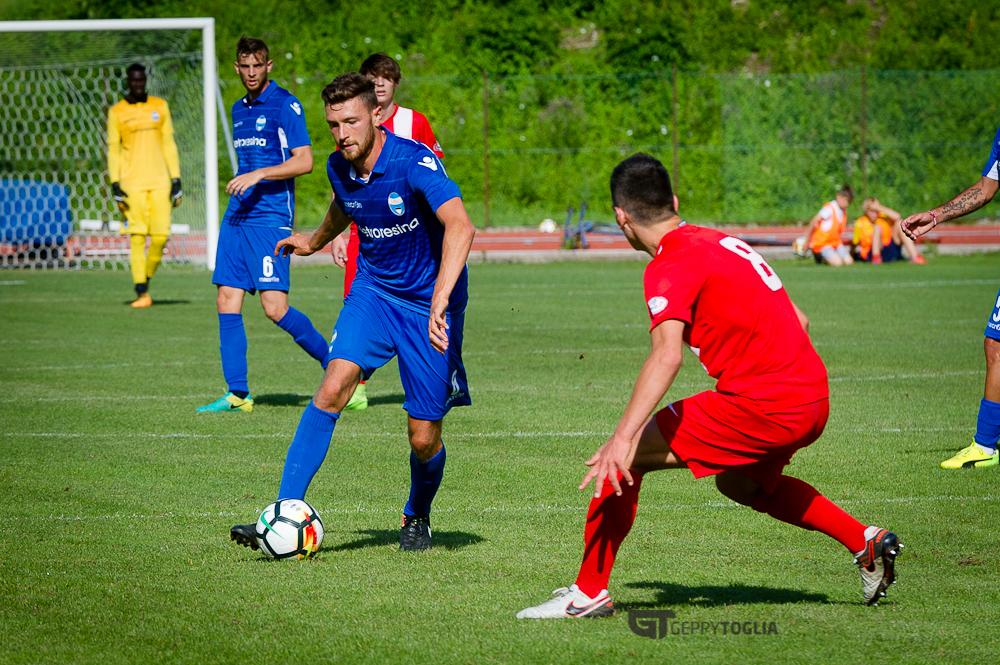 Altra amichevole, altro 4-0, stavolta al Campodarsego: a segno Rizzo, Cremonesi e Antenucci