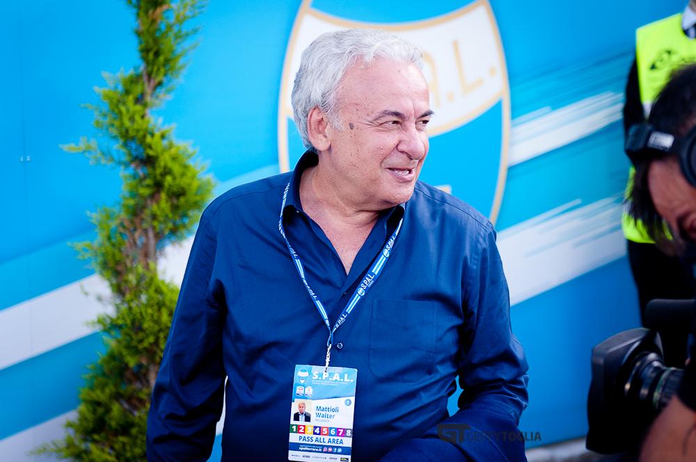 Il presidente esulta: Premiati quattro anni di sforzi; tra me e Semplici c'è tanta stima