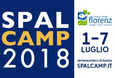 Manchette Spal Camp 2018