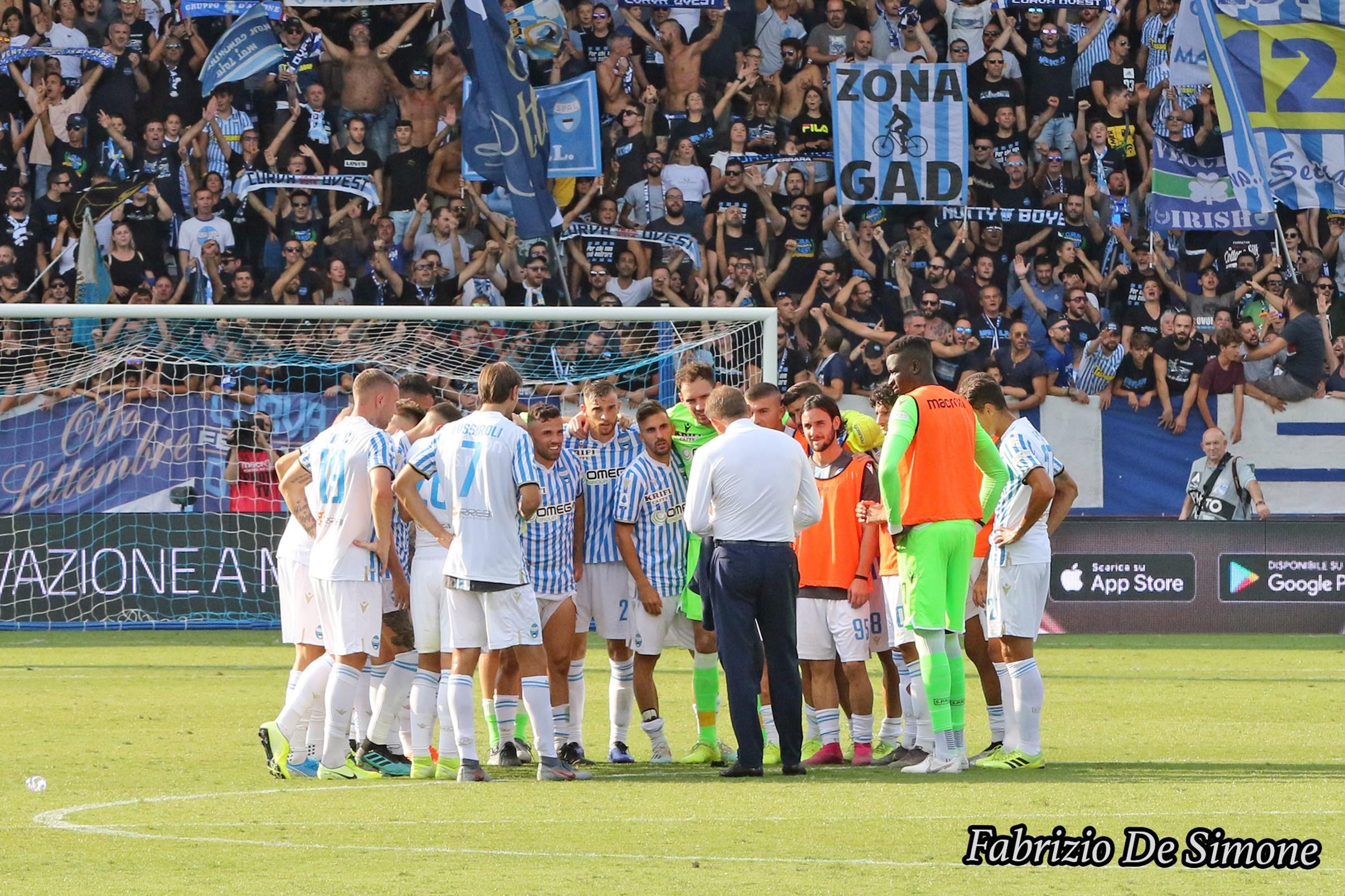 Spal-Lazio, le probabili formazioni del match: Caicedo per Correa?