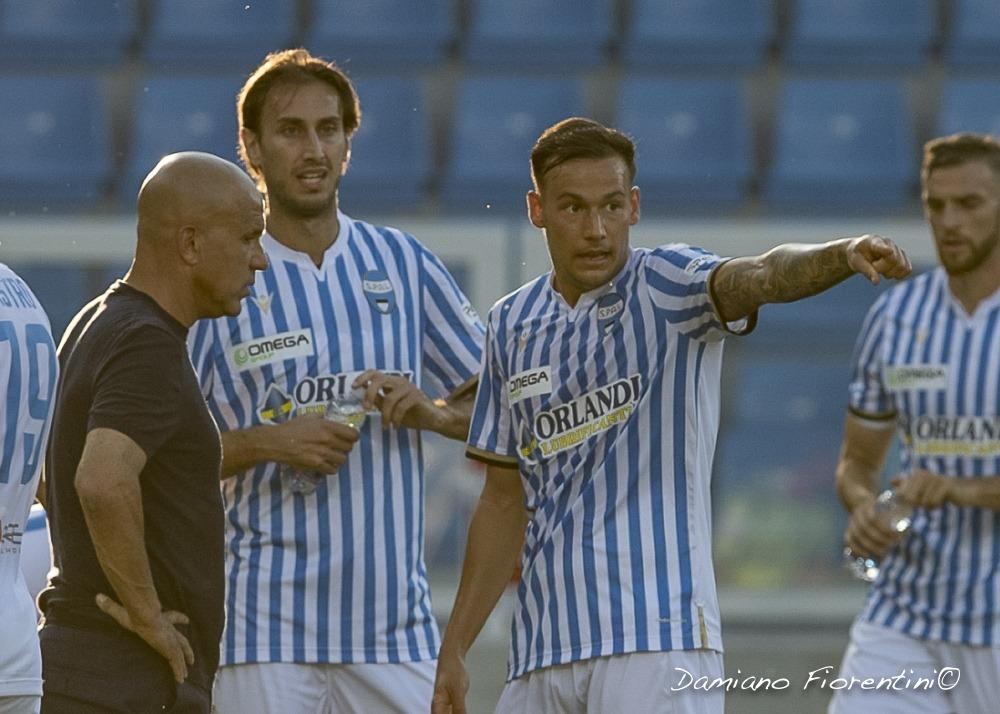 Genoa-SPAL, le formazioni ufficiali: Pandev e Falque dal 1'